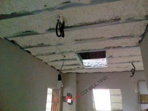 Ocieplenie stropu