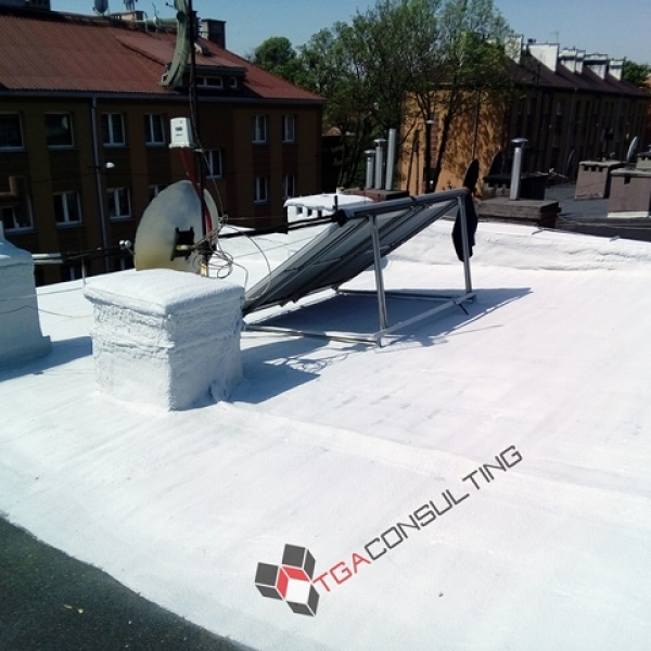 Hydroizolacja dachu płaskiego