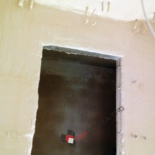 Izolacja sauny